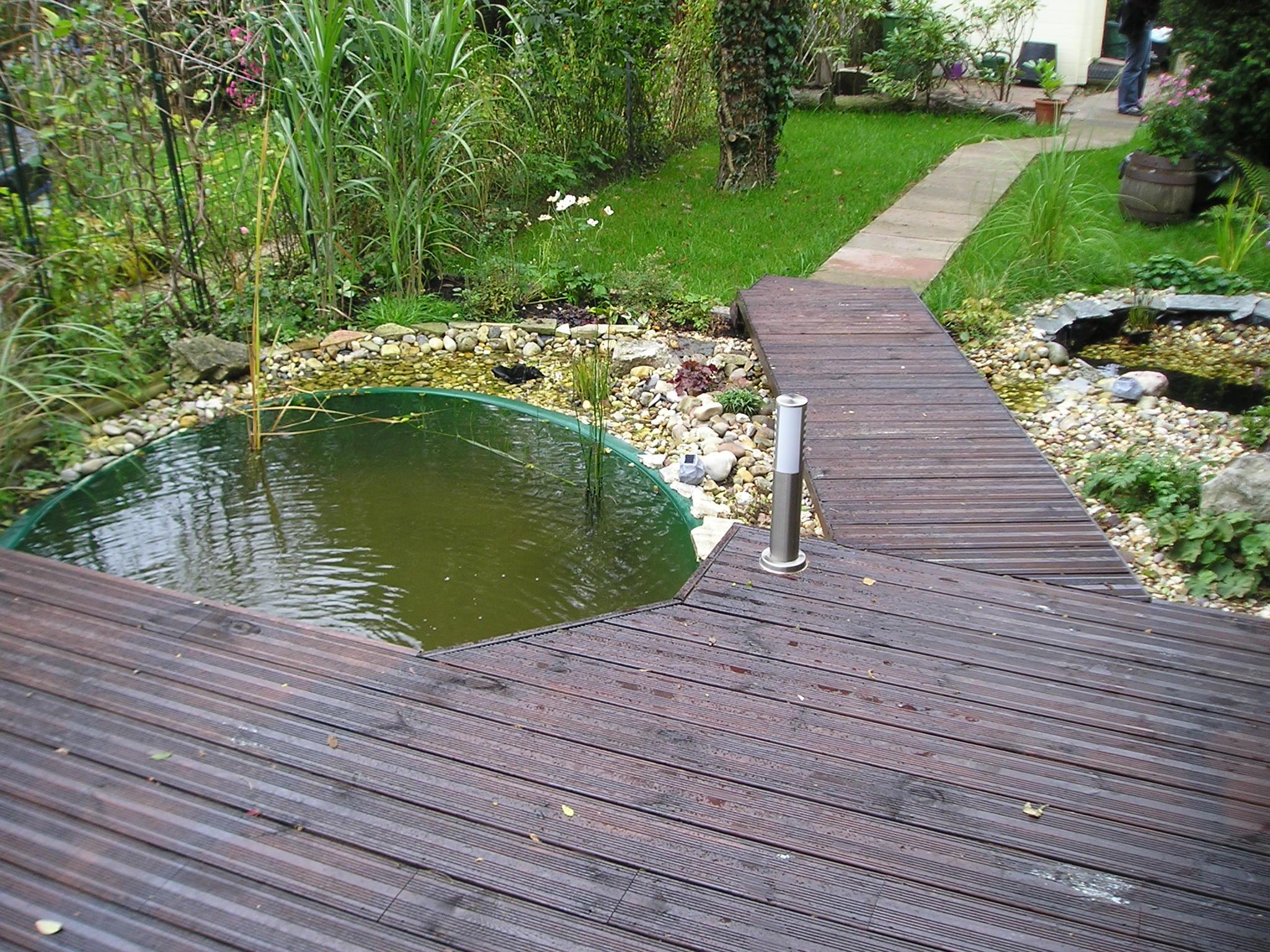 Teich ohne fische garten design ideen um ihr zuhause zu for Teich design